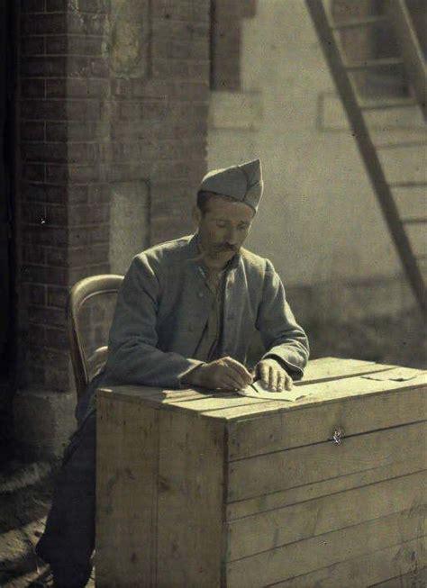 Pirmais pasaules karš krāsās. - Spoki