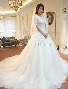 real image lace ball gown china wedding dresses 2015 white With affordable long sleeve wedding dresses