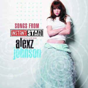 alexz johnson songs  instant star  cd discogs
