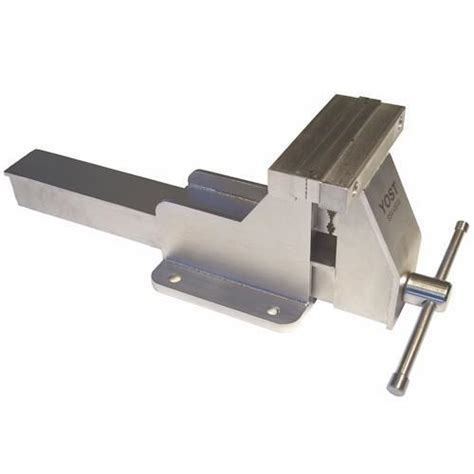 yost   stainless steel combination pipe bench vise