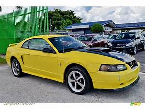 2002 Ford Mustang V6 Coupe in Zinc Yellow photo #5 - 148856 | Jax Sports Cars - Cars for sale in ...