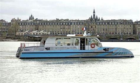 si鑒es sociaux bordeaux bordeaux lance des bateaux hybrides uniques au monde