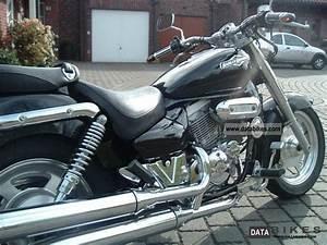 2003 Hyosung Gv 250 Aquila