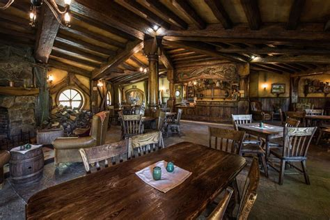 10 Unique Houses In The Hobbit Style by Hobbiton The Real Hobbit In Matamata New