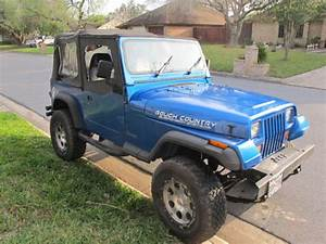 Jeep Wrangler S With 4 Inch Lift  5-speed Manual