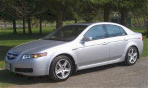 2004 Acura Tl Problems by 2004 Acura Tl Problems And Repair Descriptions At