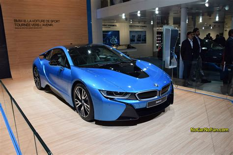 Sports Cars 2015 by 2015 Bmw I8 Sports Car 01 2015 Geneva Motor Show Front