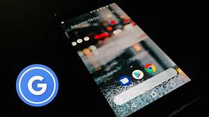 How To Get Pixel 2 Launcher With 'Bottom Search Bar ...