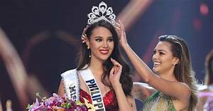 Catriona Elisa Gray Of Philippines Crowned Miss Universe