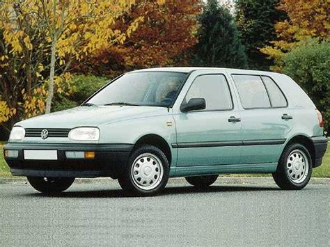 vw umtauschprämie 5 volkswagen golf 1 4 5p in commercio da 2 1995 a 8 1995 quattroruote it