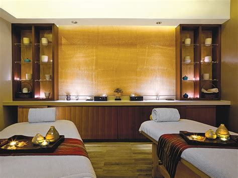 hotel spa 13 best spas in the world by conde nast traveler 2012
