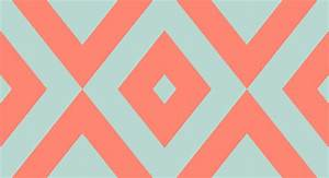 8 Best Images of Coral Pink Chevron Wallpaper - Coral and ...