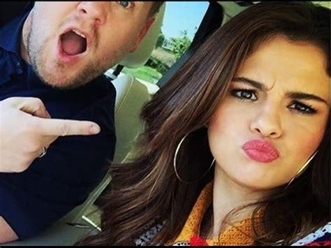 Selena Gomez - Funny moments (Best 2016★) - YouTube
