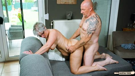 Chubby German Granny Fucks Her Husband During Mature