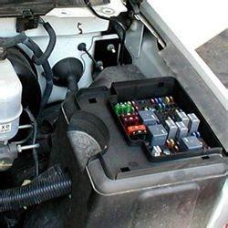 Chevy Silverado Under Hood Fuse Diagram Wiring