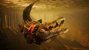 Maneater Crocodile Deep Sea 4k Wallpapers