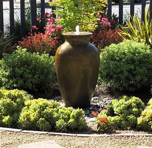 Ideas 4 you tuscan style backyard landscaping pictures for Garden water feature ideas