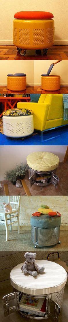 Kreative Recycling Wohnideen Alte Sachen Wiederverwendenrecyclingmoebel Aus Barrel by Die 37 Besten Bilder Waschmaschine Trommel Trommel