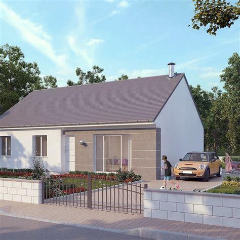 facade maison avant avec bois with maisons neuves pas cheres
