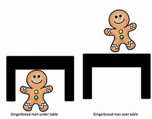 Gingerbread Man Under and Over — Super Power Speech