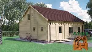 Maison En Bois Construction : une maison en bois comme maison d t ~ Melissatoandfro.com Idées de Décoration