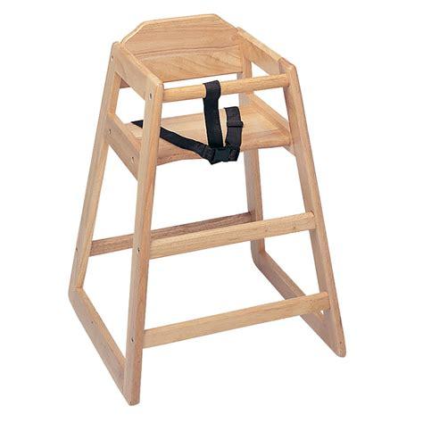 update international wd hc infant high chair light wood