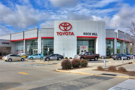 Toyota Of Rock Hill Sc toyota of rock hill in rock hill sc 803 328 2