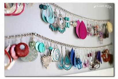 Hacks Closet Jewelry Organization Much Ohrringe Dollar