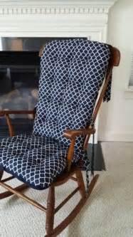 quatrefoil nursery rocking chair cushions glider replacement
