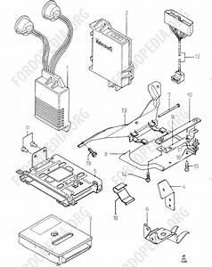 Pinto Ohc Engines Parts List  B7 52 - Modules