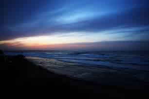 Dusk Sea of Japan