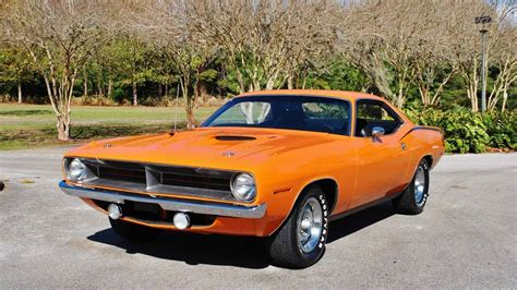 sold  plymouth cuda   speed youtube