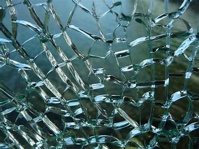 Glass Broken Crack Abstract Pattern Shattered Window