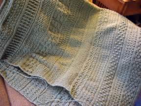 Crochet Aran Afghan Pattern