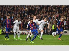 Barcelona 51 PSG agg 65 Barca complete comeback