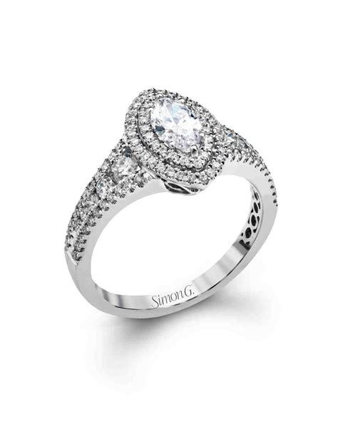 marquise cut diamond engagement rings martha stewart weddings