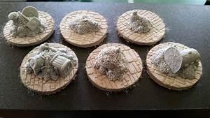 How, To, Make, Miniature, Cobblestone, Bases, Easily, Tutorial
