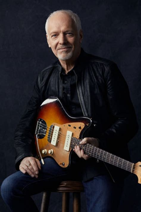 Classic Rocker Peter Frampton Discusses The Challenges Of
