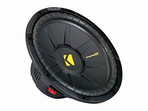 Comps 12 Inch Subwoofer