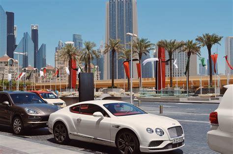 The Soaring Automotive Industry Of Dubai
