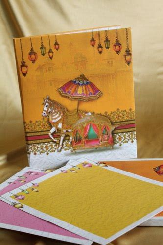 Traditional Indian Wedding Cards at Rs 50 /piece