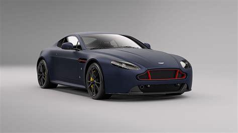 Aston Martin V8 And V12 Vantage Get Red Bull Racing Editions