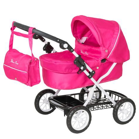 Silver Cross Ranger Dolls Pram   Dolls & Accessories   B&M