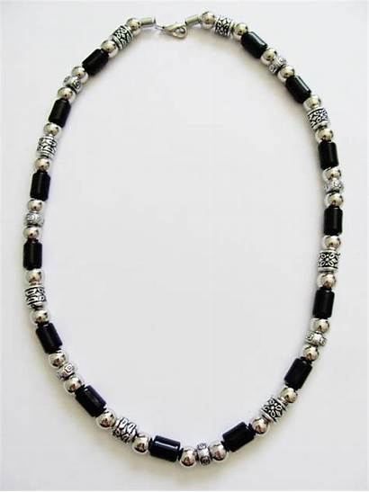 Necklace Beaded Jewelry Surfer Apache Tribe Mens