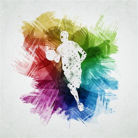 basketball player art  digital art  aged pixel