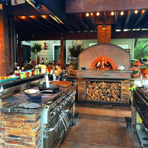 guy fieri outdoor kitchen   instagram photo