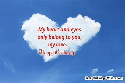birthday wishes  boyfriend funny romantic messages