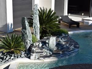 amenagement jardin par paysagiste orphis montpellier deco With jardin paysager avec piscine 17 plan paysagiste decoration jardin herault gard
