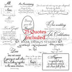 Wedding Day Quotes for Scrapbooking