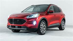 2020 Ford Escape First Look  City Slicker